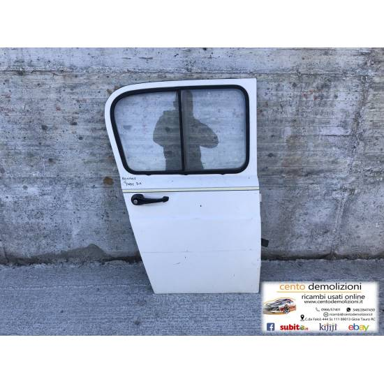 Portiera Posteriore Destra RENAULT 4 1° Serie