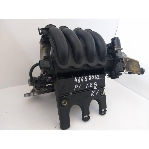 46458033 COLLETTORE ASPIRAZIONE FIAT Punto Berlina 5P 1.2 benzina (1997) RICAMBI USATI