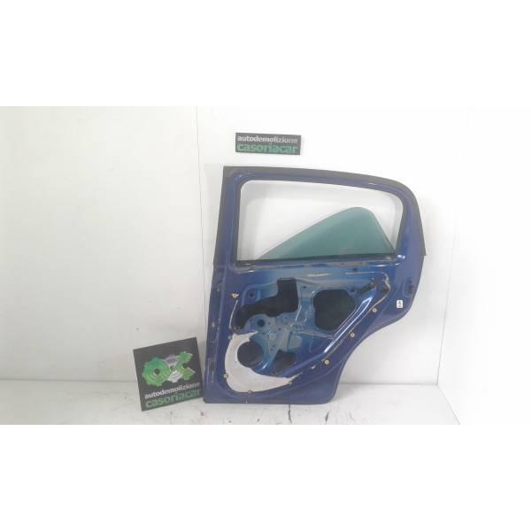 PORTIERA POSTERIORE DESTRA FIAT Grande Punto 1° Serie Benzina (2007) RICAMBI USATI