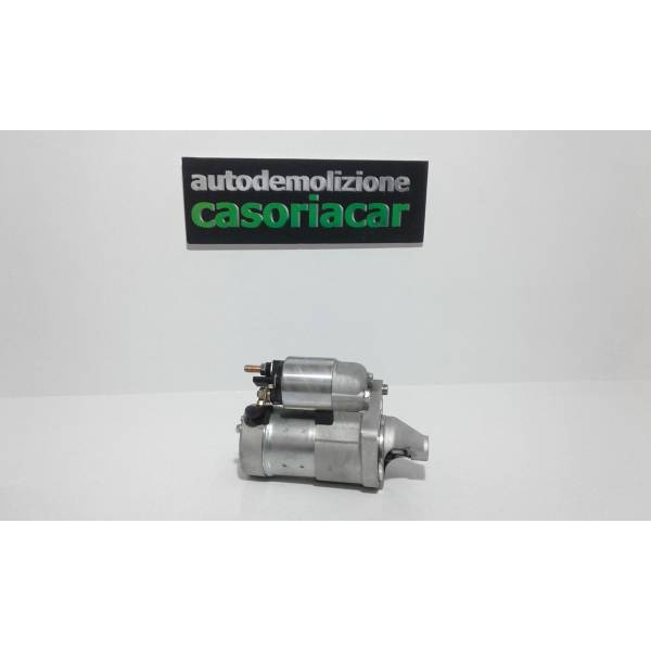 MOTORINO D' AVVIAMENTO FIAT 500 Restyling 1200 Benzina (2017) RICAMBI USATI