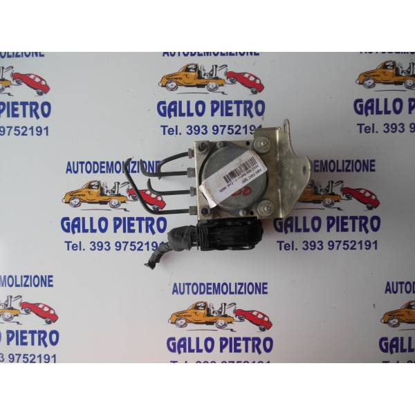 CENTRALINA ABS FIAT 500 Serie (07>14) 900 Benzina (2011) RICAMBI USATI