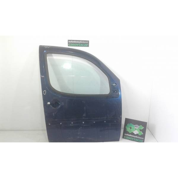 PORTIERA ANTERIORE DESTRA FIAT Doblò Serie Restyling (05>09) Benzina (2007) RICAMBI USATI