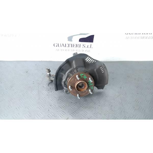 4321202171 MONTANTE SOSPENSIONE ANT. SX GUIDA TOYOTA Auris 2° Serie 1800 Hybrid 2ZRFXE (2011) RICAMBI USATI