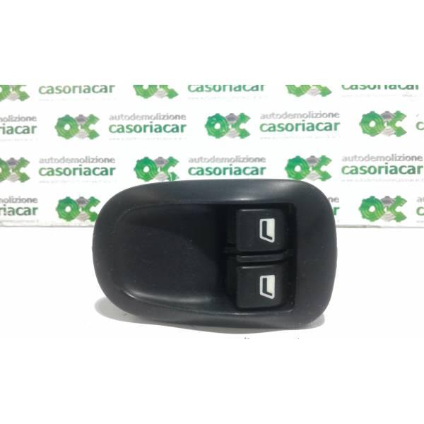 PULSANTIERA ANTERIORE SINISTRA GUIDA PEUGEOT 206 1° Serie Diesel (2001) RICAMBI USATI