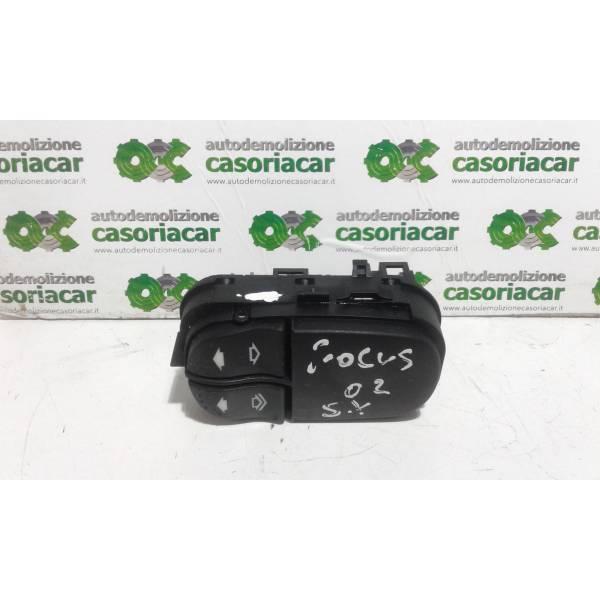 03162302 PULSANTIERA ANTERIORE SINISTRA GUIDA FORD Focus S. Wagon 2° Serie Diesel (2002) RICAMBI USATI