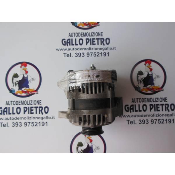 ALTERNATORE CHEVROLET Spark 2° Serie 1200 Benzina (2012) RICAMBI USATI