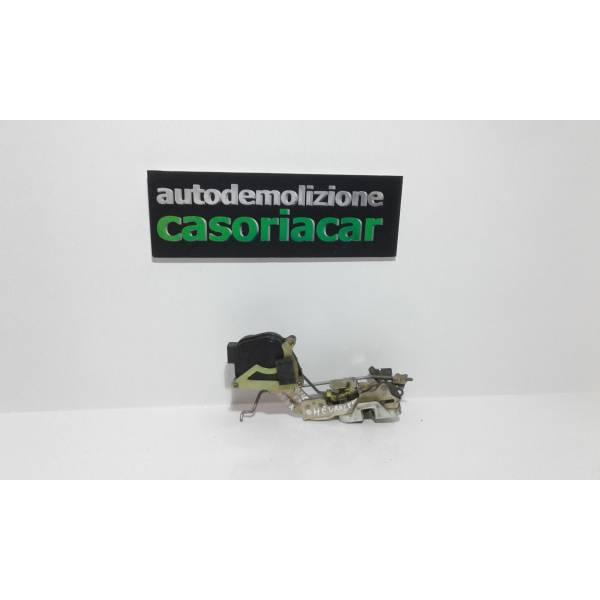SERRATURA ANTERIORE DESTRA CHEVROLET Matiz 2° Serie Benzina (2005) RICAMBI USATI