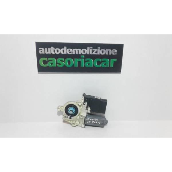 MOTORINO ALZAVETRO POSTERIORE SINISTRO SEAT Leon 2° Serie Benzina (2005) RICAMBI USATI