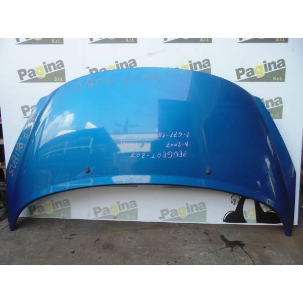 COFANO ANTERIORE PEUGEOT 207 1° Serie Diesel (2007) RICAMBI USATI