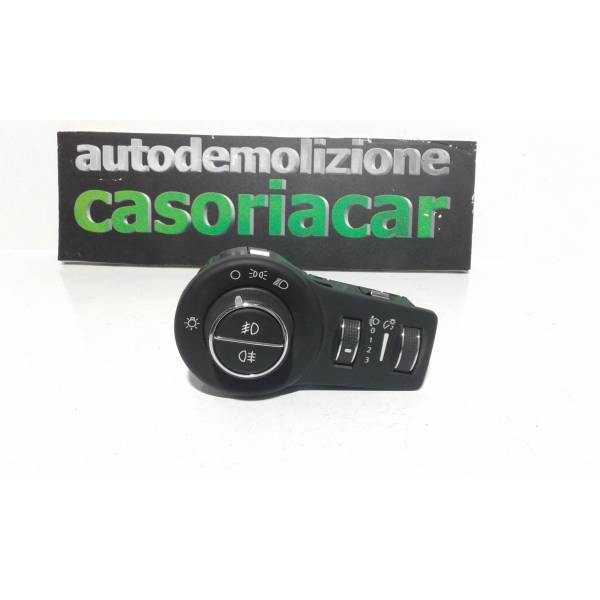 INTERRUTTORE COMANDO LUCI FIAT 500 X Serie (15>) 2000 Diesel (2017) RICAMBI USATI