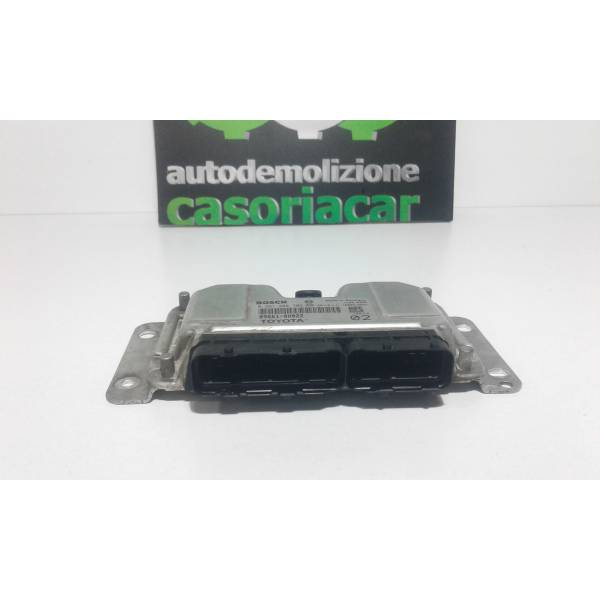 89661-0H022 CENTRALINA MOTORE CITROEN C1 1° Serie 1000 Benzina (2006) RICAMBI USATI