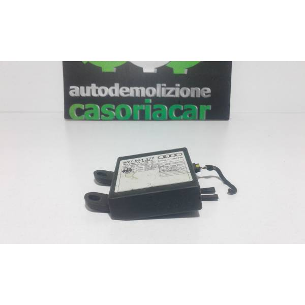 8N7951177 CENTRALINA ALLARME AUDI TT 1° Serie 1800 Benzina (2003) RICAMBI USATI