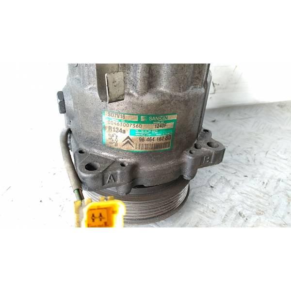 9800859180 COMPRESSORE A/C LANCIA Phedra 1° Serie Benzina RICAMBI USATI