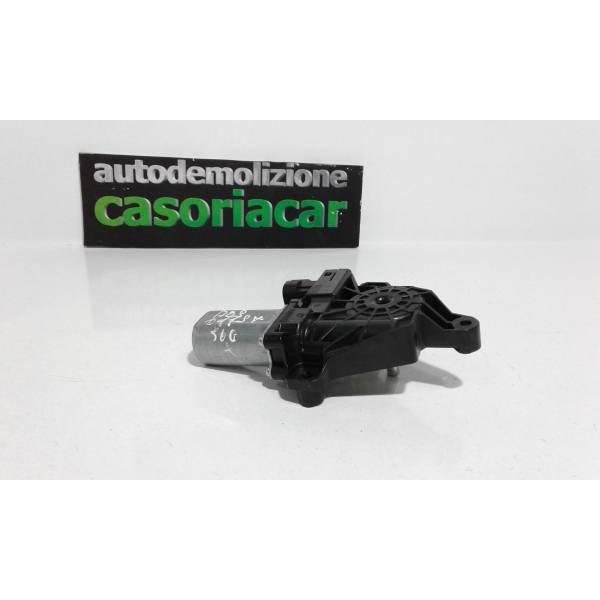 MOTORINO ALZAVETRO POSTERIORE SINISTRO FIAT 500 X Serie (15>) 1600 Diesel (2017) RICAMBI USATI