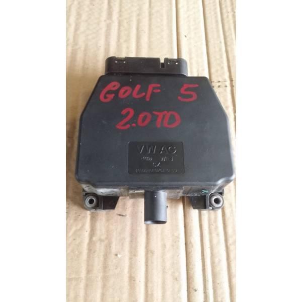 6q0906625 CENTRALINA CANDELETTE VOLKSWAGEN Golf 5 Berlina (03>08) 2000 Diesel bkd (2007) RICAMBI USATI