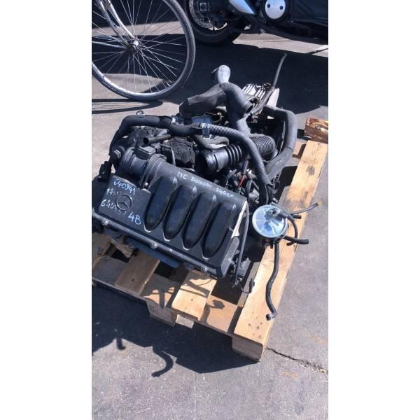 MOTORE COMPLETO MERCEDES Classe B W245 1° Serie 200 Diesel 640940 124000 Km 103 Kw (2008) RICAMBI USATI