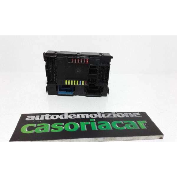 BODY COMPUTER FIAT 500 X Serie (15>) 1600 Diesel (2016) RICAMBI USATI