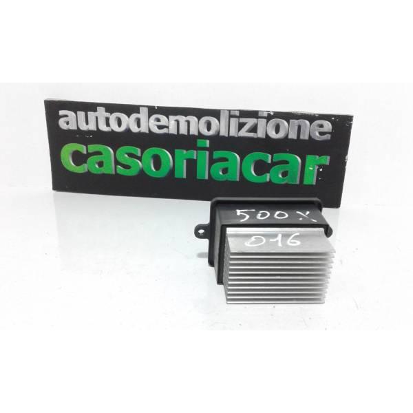 RESISTENZA RISCALDAMENTO FIAT 500 X Serie (15>) Benzina (2016) RICAMBI USATI