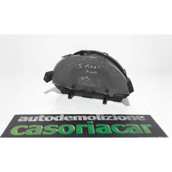 11000887201 QUADRO STRUMENTI SMART ForTwo Coupé 1° Serie 700 Benzina (2003) RICAMBI USATI