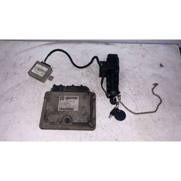 IAW 4EF .G4 KIT CENTRALINA MOTORE FIAT Multipla 2° Serie 1600 Bipower (2004) RICAMBI USATI