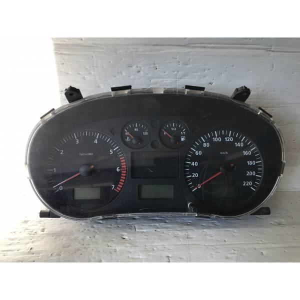 w06k0920821c QUADRO STRUMENTI VOLKSWAGEN Polo 3° Serie 1400 Benzina (2000) RICAMBI USATI