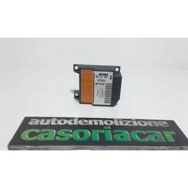 993791001 CENTRALINA AIRBAG SMART ForTwo Coupé 1° Serie 700 Benzina (2003) RICAMBI USATI