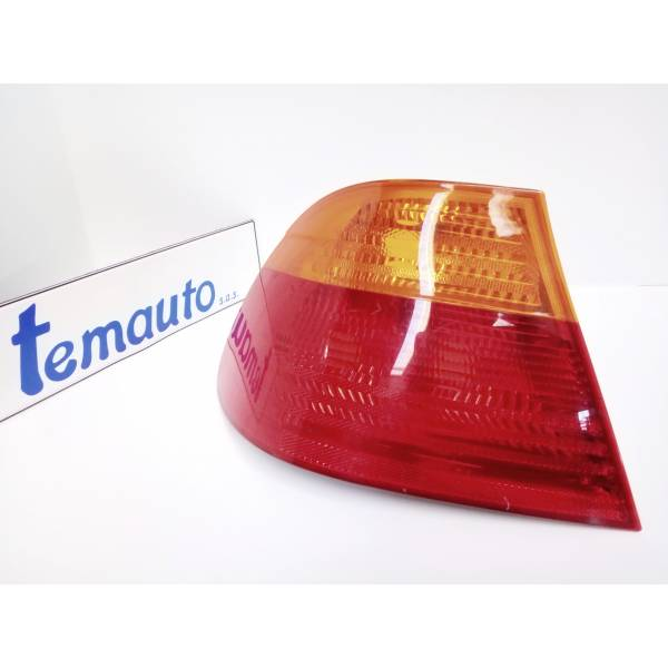 8364725 STOP FANALE POSTERIORE SINISTRO LATO GUIDA BMW Serie 3 E46 Coupé Diesel RICAMBI USATI