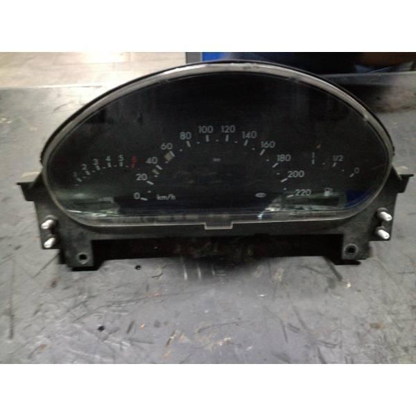 A1685404811 QUADRO STRUMENTI MERCEDES Classe A W168 2° Serie Benzina (2001) RICAMBI USATI