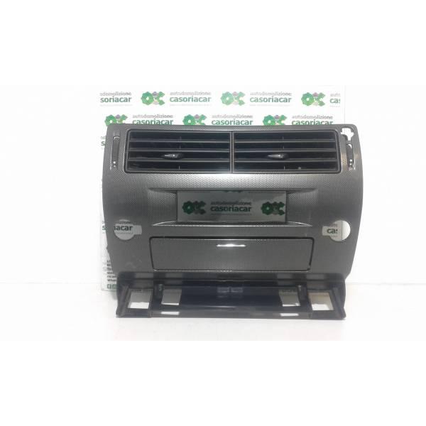 MODANATURA CENTRALE CRUSCOTTO CITROEN C4 1° Serie 1400 Benzina (2008) RICAMBI USATI