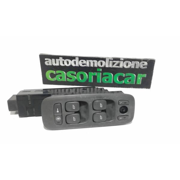 PULSANTIERA ANTERIORE SINISTRA GUIDA VOLVO V70 1° Serie Benzina (2000) RICAMBI USATI