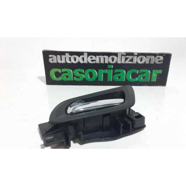 MANIGLIA INTERNA ANTERIORE SINISTRA PEUGEOT 308 Serie (07>14) Benzina (2008) RICAMBI USATI