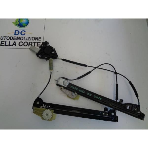 CREMAGLIERA ANTERIORE DESTRA PASSEGGERO ALFA ROMEO Mito 1° Serie 1400 Benzina (2008) RICAMBI USATI