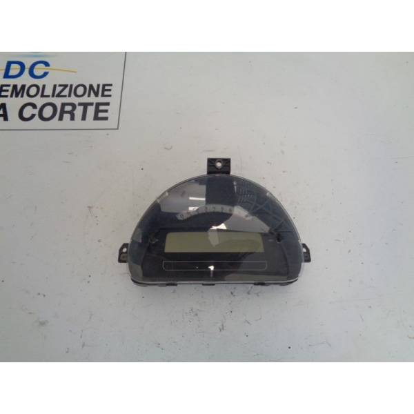 CONTACHILOMETRI CITROEN C2 1° Serie 1400 Benzina (2003) RICAMBI USATI