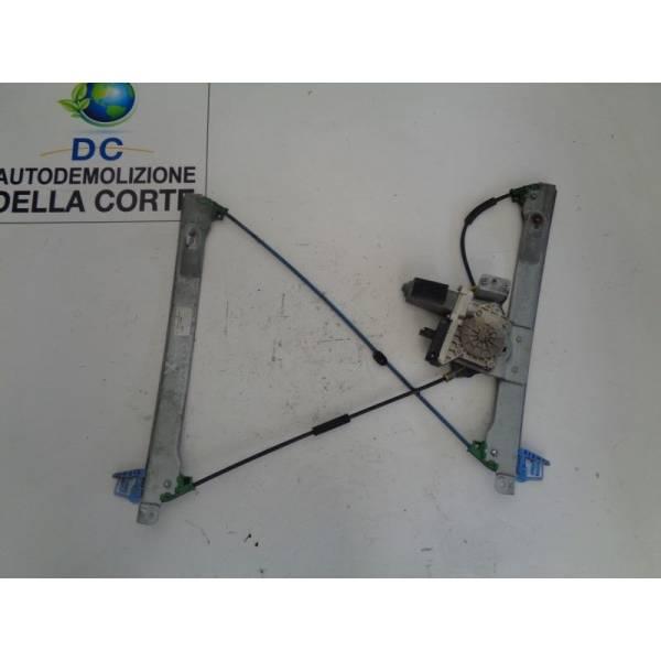 CREMAGLIERA ANTERIORE DESTRA PASSEGGERO CITROEN C2 1° Serie 1400 Benzina (2003) RICAMBI USATI