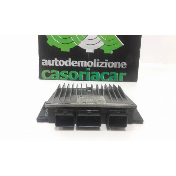 9651399180 CENTRALINA MOTORE CITROEN C3 1° Serie 1400 Diesel (2005) RICAMBI USATI