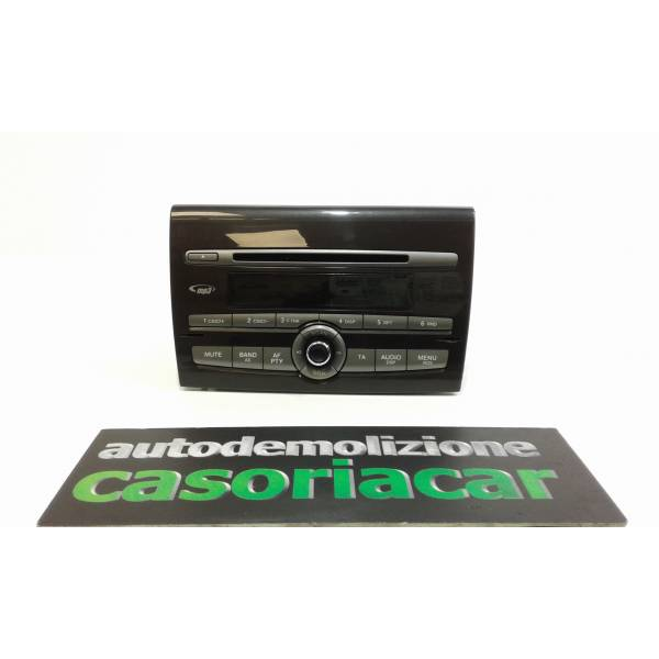 AUTORADIO MP3 FIAT Bravo 2° Serie 1900 Diesel (2008) RICAMBI USATI