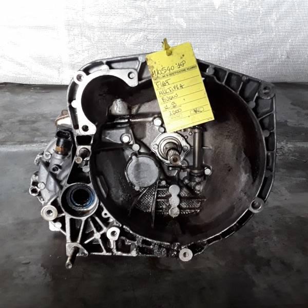 21.24-7345092 CAMBIO MANUALE COMPLETO FIAT Multipla 1° Serie 1900 Diesel (2000) RICAMBI USATI