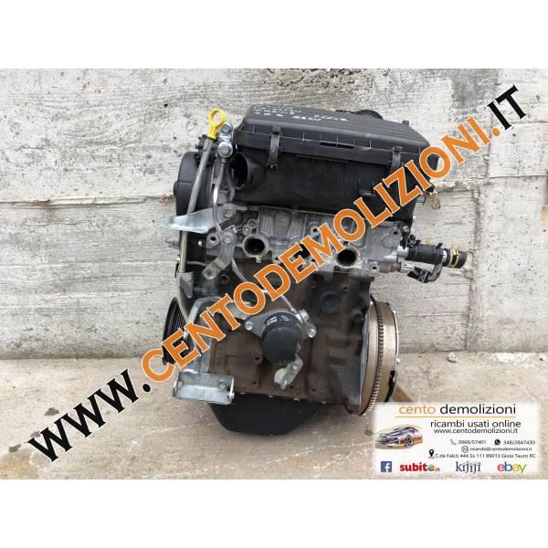 MOTORE COMPLETO DAIHATSU Trevis 2° Serie 1000 Benzina EJ 58 CV Kw (2008) RICAMBI USATI