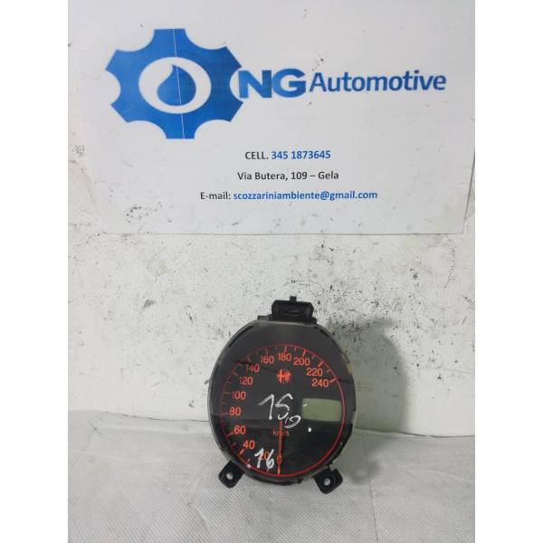 60664279 CONTACHILOMETRI ALFA ROMEO 156 Berlina 1° Serie Diesel RICAMBI USATI