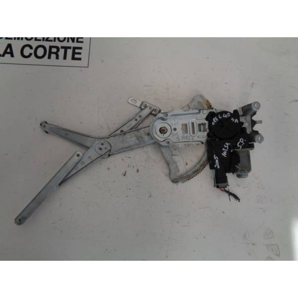 CREMAGLIERA ANTERIORE SINISTRA GUIDA OPEL Corsa C 5P 2° Serie 1300 Diesel (2005) RICAMBI USATI