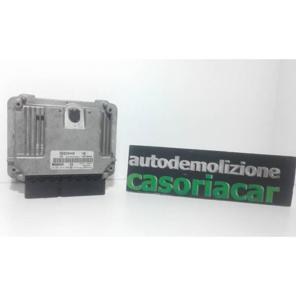 96820448 CENTRALINA MOTORE CHEVROLET Lacetti 1° Serie 2000 Diesel (2007) RICAMBI USATI