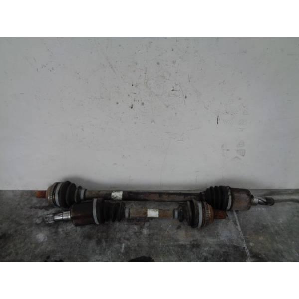 SEMIASSE ANTERIORE DESTRO SMART Fortwo Coupé 3° Serie (w 451) 1000 Benzina 3B21 80000 (2009) RICAMBI USATI