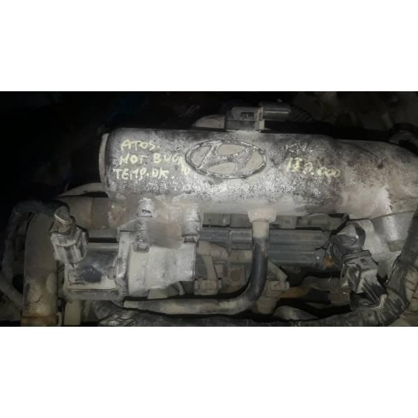 C4HC MOTORE COMPLETO HYUNDAI Atos 1° Serie 2002 Benzina 136000 Km RICAMBI USATI