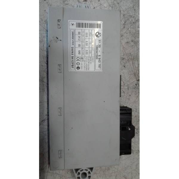 61356943797 CENTRALINA BCM BMW Serie 5 E60 2500 Diesel 306d2 (2007) RICAMBI USATI