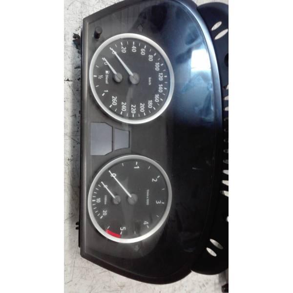 62116983153 QUADRO STRUMENTI BMW Serie 5 E60 2500 Diesel (2007) RICAMBI USATI