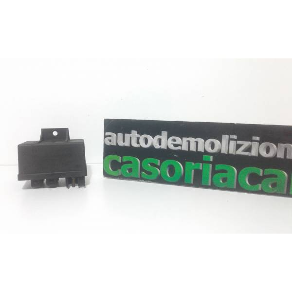 0281003018 CENTRALINA CANDELETTE LANCIA Musa 1° Serie 1900 Diesel (2007) RICAMBI USATI
