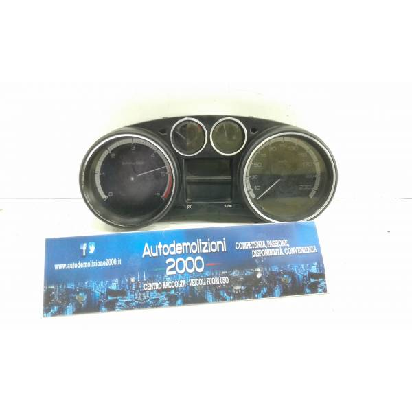 CONTACHILOMETRI PEUGEOT 308 Serie (07>14) Diesel (2010) RICAMBI USATI