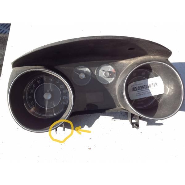 51840519 QUADRO STRUMENTI FIAT Punto EVO Diesel RICAMBI USATI