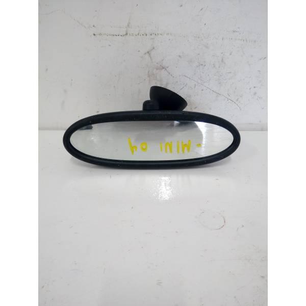 a046412 / 010784 SPECCHIETTO RETROVISORE INTERNO MINI Cooper S 1600 Benzina (2009) RICAMBI USATI