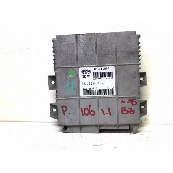 G6.11.0B01 CENTRALINA MOTORE PEUGEOT 106 1° Serie 1100 Benzina (1995) RICAMBI USATI